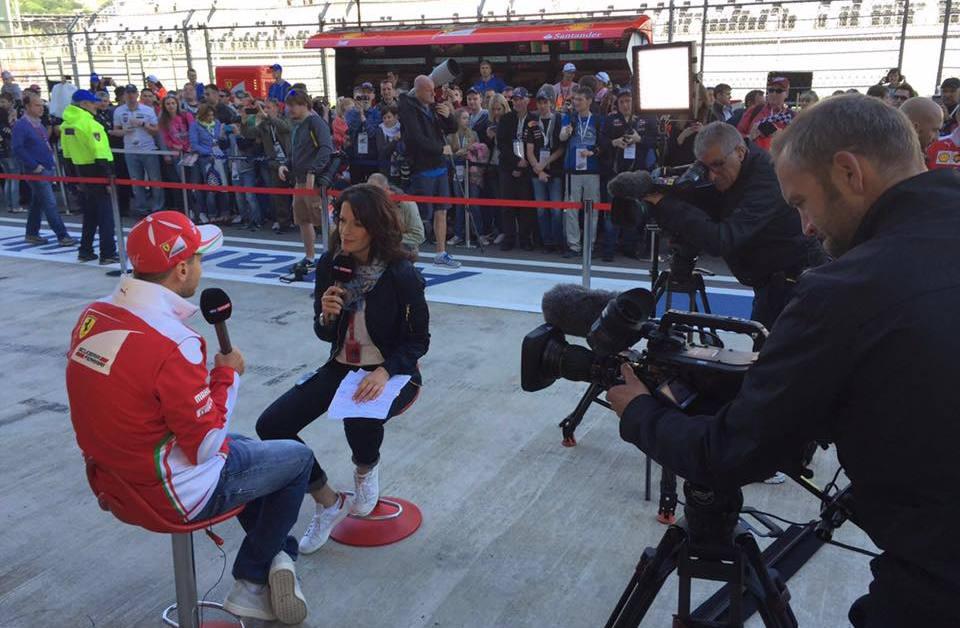 Interview mit Sebastian Vettel kl